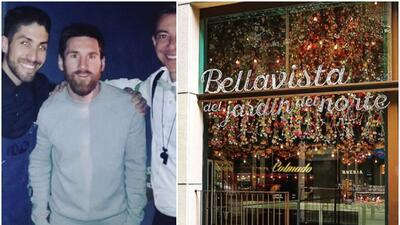 El restaurante que cerró y los otros dos negocios de Lionel Messi en España