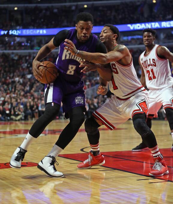 Bulls vencen a los Sacramento Kings 109-102. La sorpresa de la noche fue...