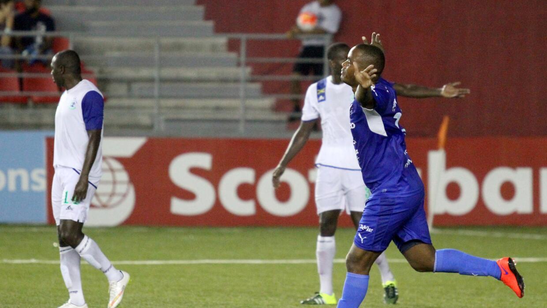 El conjunto panameño goleó a los jamaicanos.