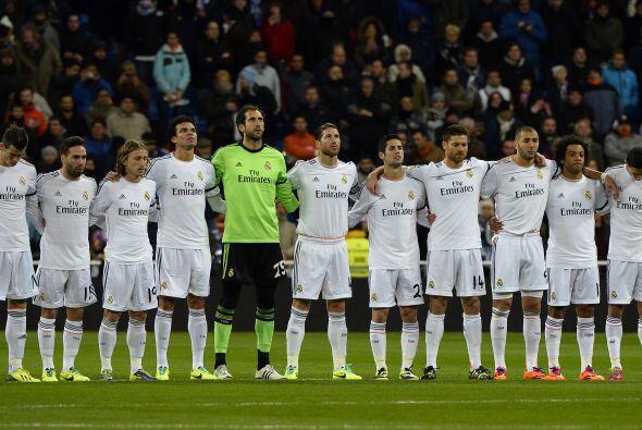 Real Madrid jugó su segundo partido consecutivo sin Cristiano ronaldo, l...