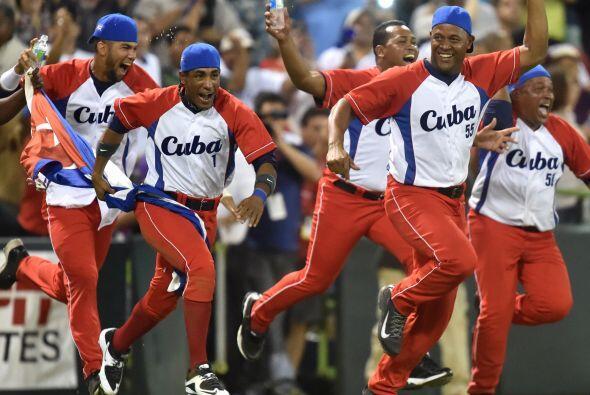Los cubanos regresaron en 2014 al torneo en Isla Margarita, Venezuela, d...