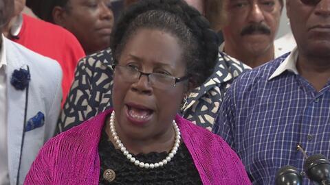 Sheila Jackson-Lee se opone al plan de salud presentado por los republic...