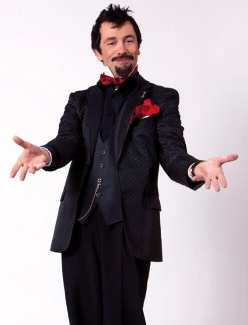 Miguel Pizarro en Triunfo del amor
