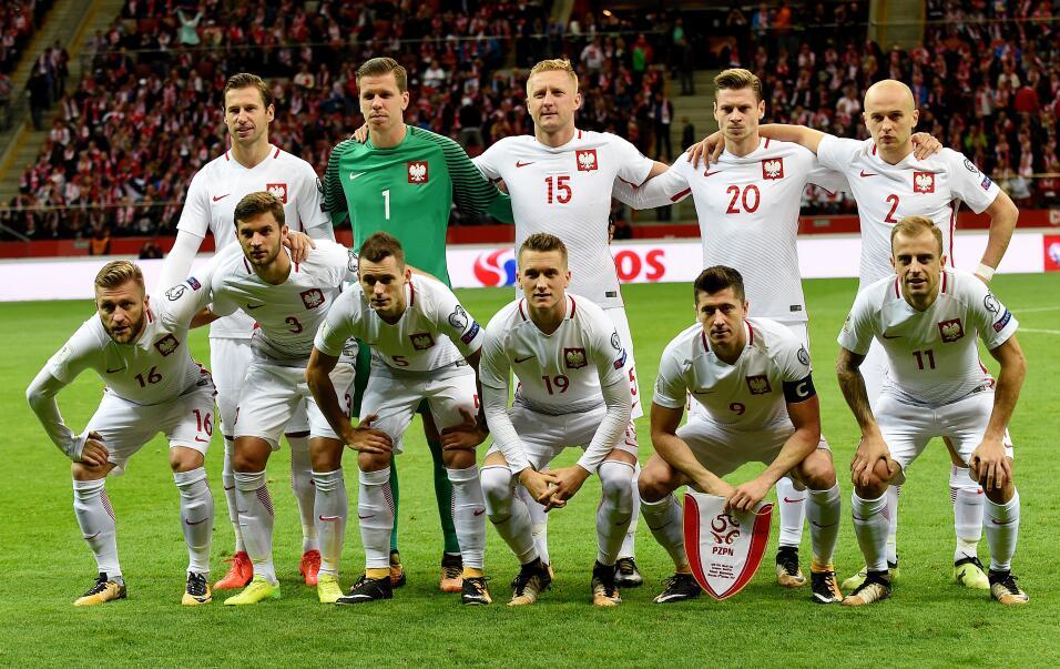 Polonia empató con Uruguay en amistoso gettyimages-859015952.jpg