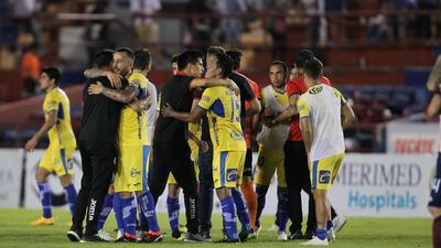 En fotos: Atlante se quedó a un gol de su proeza con Atlético San Luis, que va a la Final