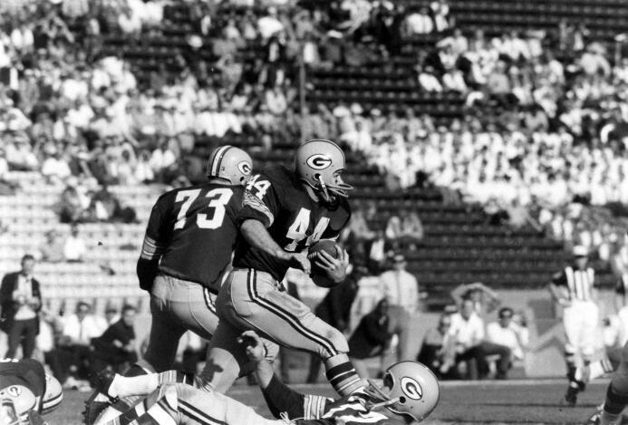 Fue el primer campeonato mundial entre NFL y AFL.