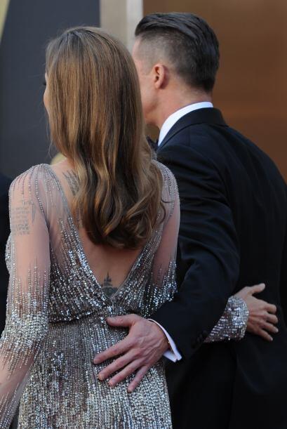 ¡Ajá! Los que duden que Brad Pitt esté enamorado de su mujer, acá van un...