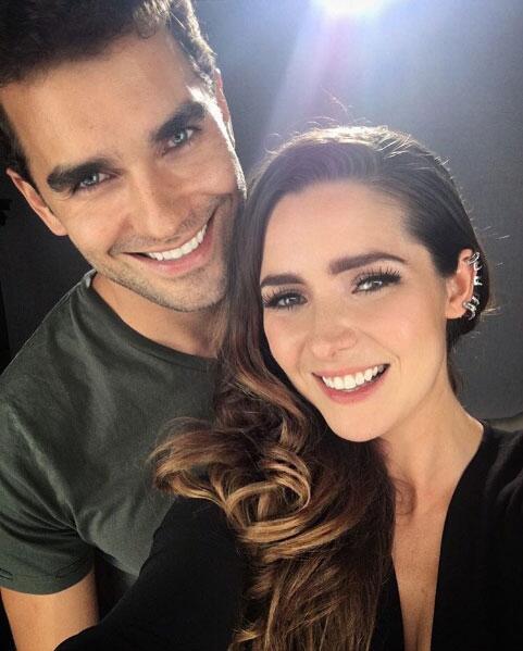 Ariadne Díaz y Marcus