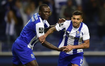 Así festeho el seleccionado mexicano su gol. Fue el 5-1 moment&aa...
