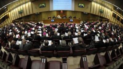 El Sínodo de Obispos de Oriente Medio convocado por el Papa Benedicto XV...