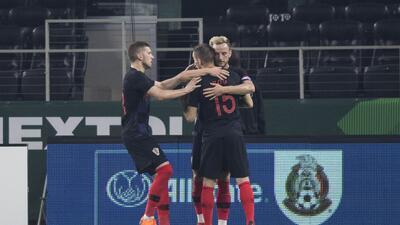 En fotos: la derrota del Tri ante Croacia dejó muy malas noticias para Osorio