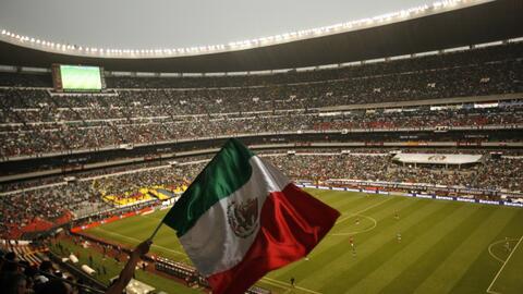 El Estadio Azteca no sufrió daños estructurales a causa del sismo.