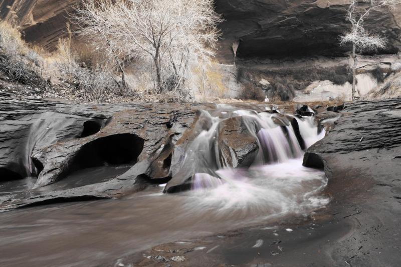Así se ve el invierno en los parques nacionales de Estados Unidos Glen C...
