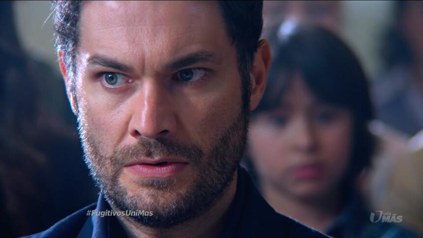 ¡Julián encontró justicia en 'Fugitivos'!