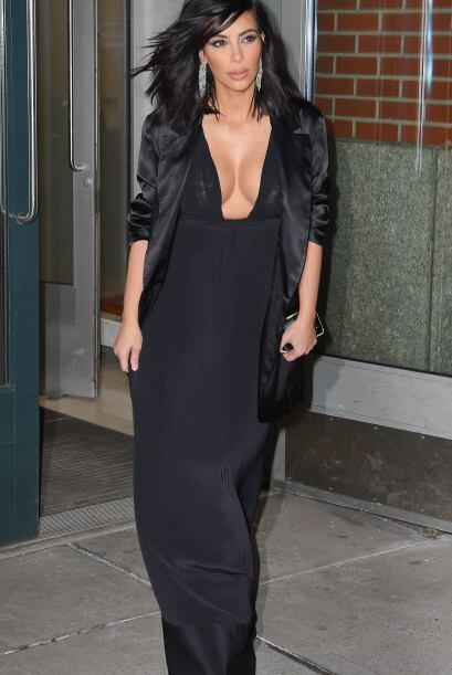 Ahora Kim no sale de su casa sin que su marido apruebe lo que lleva puesto.