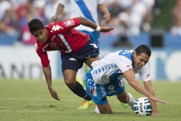 El primer juego oficial del Puebla ocurrió el 7 de mayo de 1944 en contr...