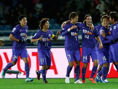 En el inicio del Mundial de Clubes, Sanfrecce Hiroshima cumplió l...