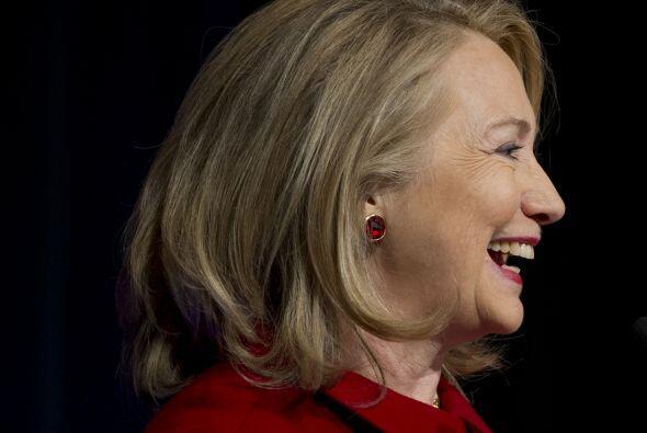 Ella fue la Primera Dama de Estados Unidos entre 1993 y 2001 y posterior...
