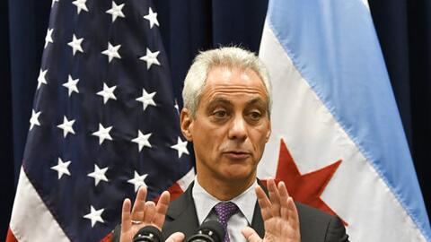 El alcalde de Chicago, Rahm Emanuel, ha destacado en varias ocasiones qu...