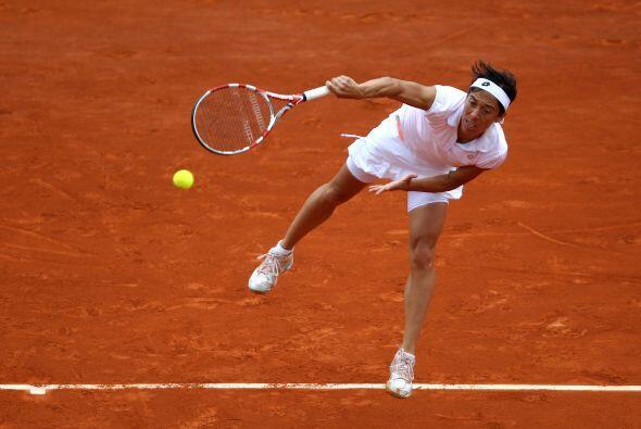 La defensora del título, la italiana Francesca Schiavone, número 5 del r...