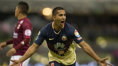 El jugador azulcrema volvió al gol después de seis meses.