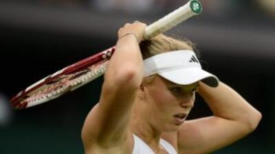 Caroline Wozniacki nunca ha podido ganar un Grand Slam.