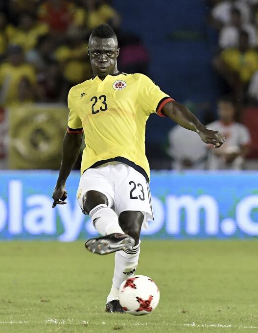 Dávinson Sánchez - 21 años (Colombia / Tottenham Hotspur)