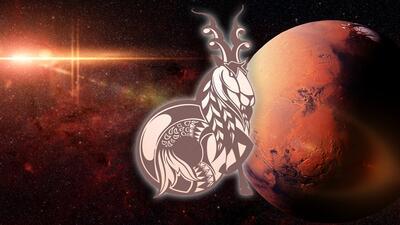Marte entra retrógrado en Capricornio, ¡cuidado con los errores, salen caros!