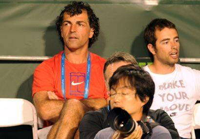 Rafa tiene el apoyo de su tío Miguel Ángel Nadal, que siempre lo aconsej...