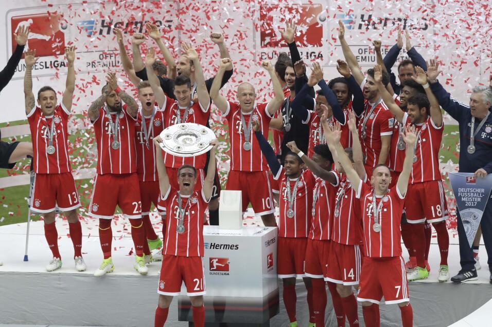 Con sabor a revancha: Los duelos del morbo en la Champions League AP_446...