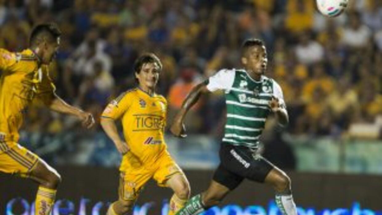 Tigres y Santos por el segundo boleto a la final de la Copa MX.