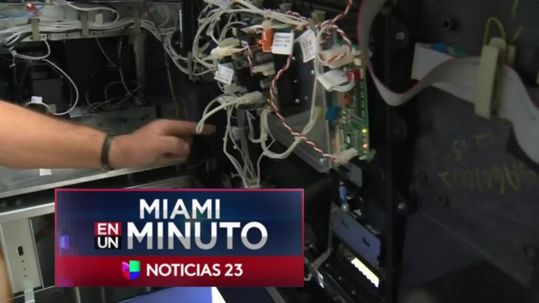'Miami en un Minuto': buscan a los responsables de instalar dispositivos...