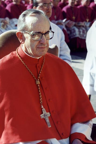Bergoglio fue ordenado sacerdote el 13 de diciembre de 1969