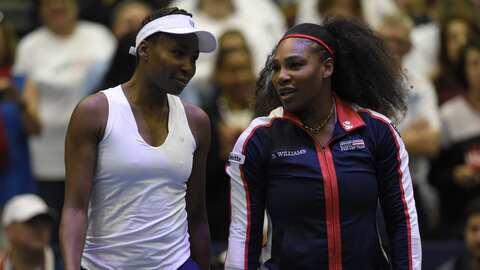 Mientras Serena estaba sin actividad, Venus firmó un 2017 de ensu...