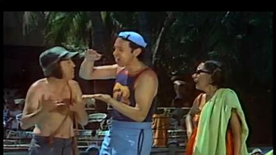 Las vacaciones en Acapulco de 'El Chavo'