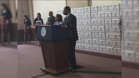 Oficina del Alcalde de Atlanta hace públicos los documentos relacionados...