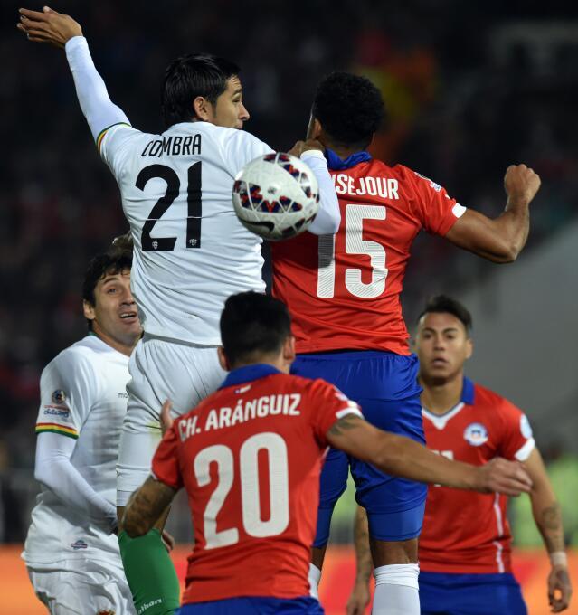 Chile vs. Bolivia Copa América
