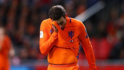 Holanda: la 'Naranja Mecánica' que se averió y está en crisis en plena eliminatoria