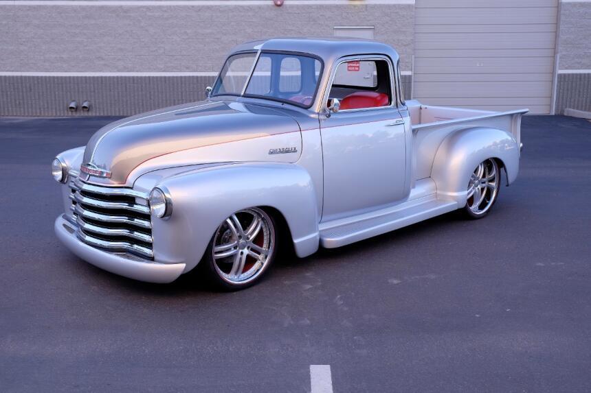 Las Chevrolet pickups modificadas más caras de la historia