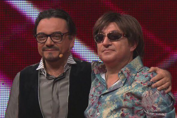 Pierre Angelo despidió de la competencia a Pepe Caravelli.