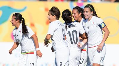La Selección Mexicana Femenil se alista para repetir el oro en JCC