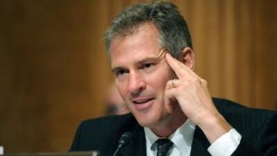El Senador republicano Scott Brown (Massachussets) declaró que no apoyar...