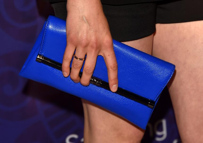 Vístete de azul eléctrico