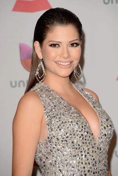 Ana Patricia González, una belleza en 2013.