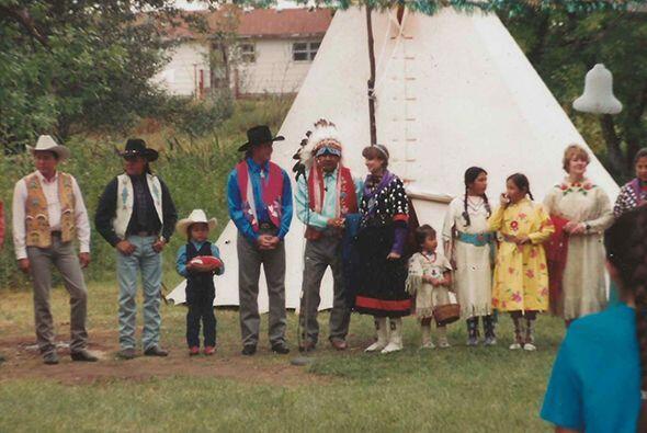 En el año 2004, el estado de Utah otorgó  a los Oklevueha el permiso par...