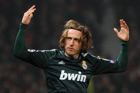 Incluso, el croata Luka Modric puede salir del cuadro blanco, aún cuando...