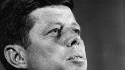 Todos los documentos relativos a la muerte de JFK serán dados a conocer.