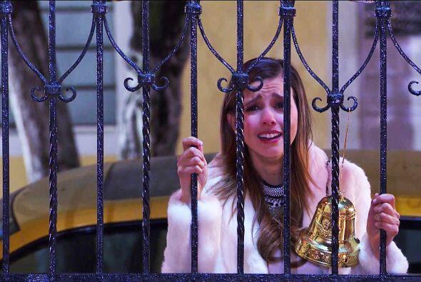 No llores Fanny, León debe entender tu decisión.