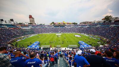 """El mito alrededor del Estadio Azul y su """"maldición"""""""