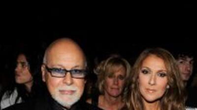 Celine Dione reveló que en este momento ella asiste a su esposo, a quien...